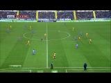 Кубок Испании 2013-14 / Copa Del Rey / 1/4 Финала / Первый матч / Леванте — Барселона / 1 тайм